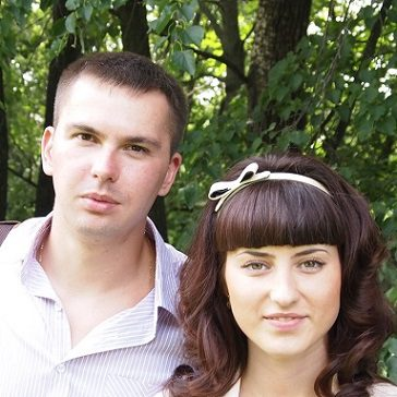 Mr. & Mrs. Vladimir Bobrov